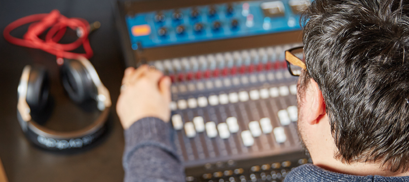 Audio Visual Equipment Technician Diploma | ROCKFORD CAREER COLLEGE