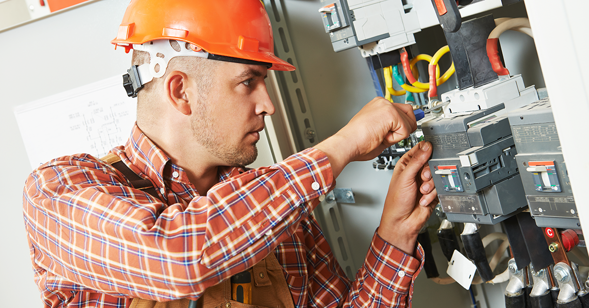 Have you heard about the shortage of Electricians? | ROCKFORD CAREER COLLEGE