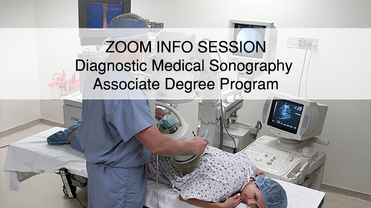 Diagnostic Medical Sonography Informational session via Zoom | ROCKFORD CAREER COLLEGE