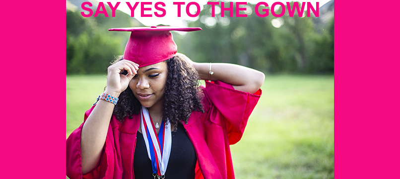 Say Yes To The Gown | ROCKFORD CAREER COLLEGE