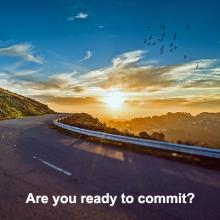 Are You Willing to Commit to Making Your Dream a Reality?